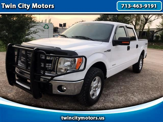 2014 Ford F-150 XLT SuperCab Short Bed 4WD