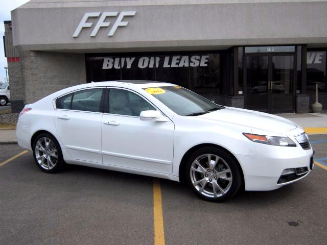 2014 Acura TL 6-Speed AT SH-AWD w/ Advance Pkg