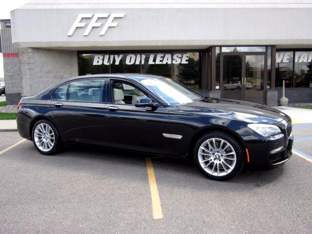 2014 BMW 7-Series 750Li xDrive