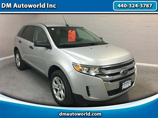 2013 Ford Edge SE AWD