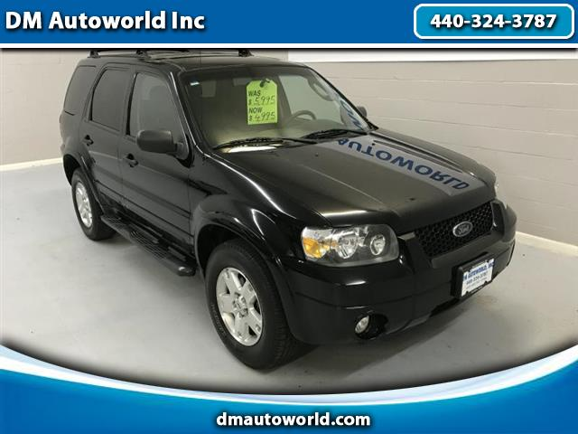 2007 Ford Escape XLT 4WD