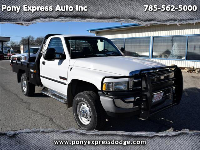 2002 Dodge Ram 2500 ST Long Bed 4WD