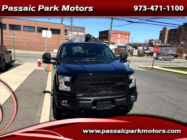 2017 Ford F-150 XL SuperCab 8-ft. Bed 4WD