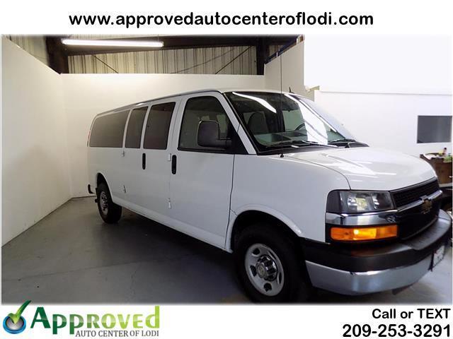 2011 Chevrolet Express LT 3500 Extended