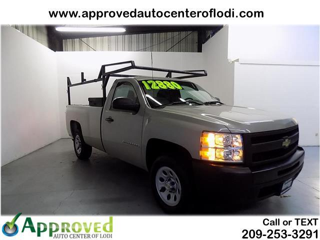 2009 Chevrolet Silverado 1500 Work Truck Long Box 2WD