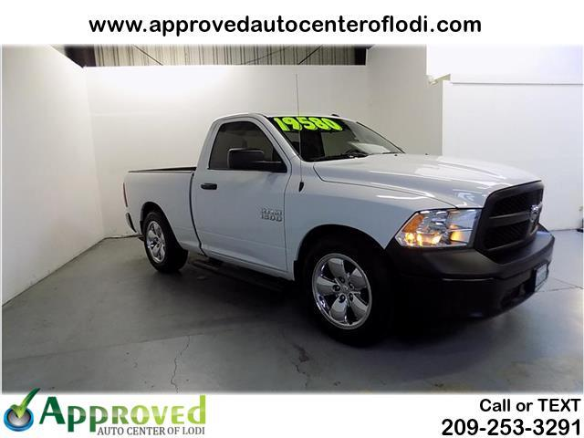2015 RAM 1500 Tradesman Regular Cab SWB 2WD