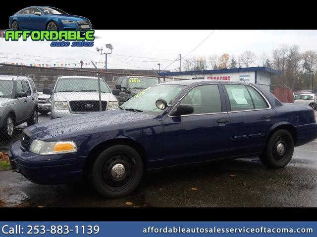 2009 Ford Crown Victoria Base