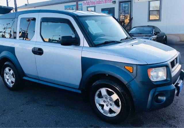 2005 Honda Element 4WD 4dr AT EX