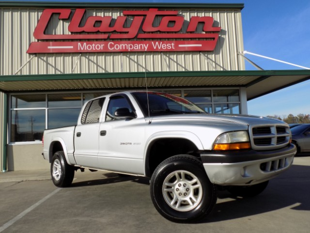 2002 Dodge Dakota Sport Quad Cab 4WD