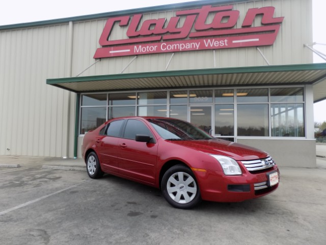 2007 Ford Fusion S