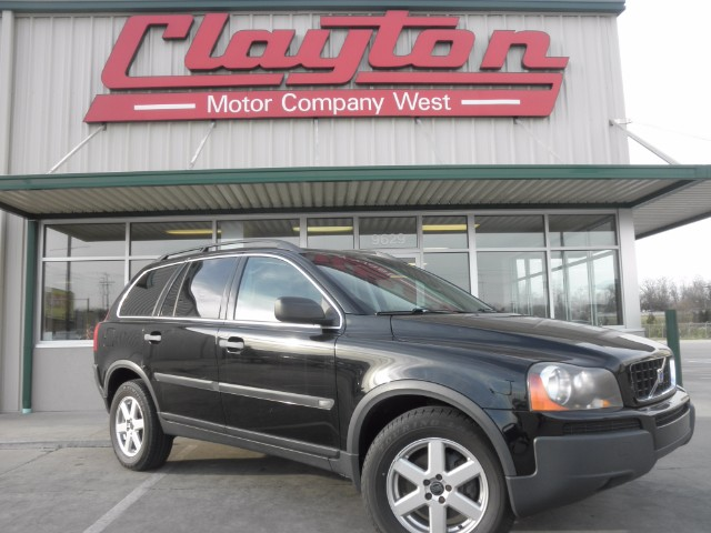2004 Volvo XC90 For the last 50 years we have said YES YOU ARE APPROVED We will finance you