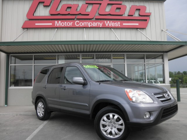 2006 Honda CR-V For the last 50 years we have said YES YOU ARE APPROVED We will finance you