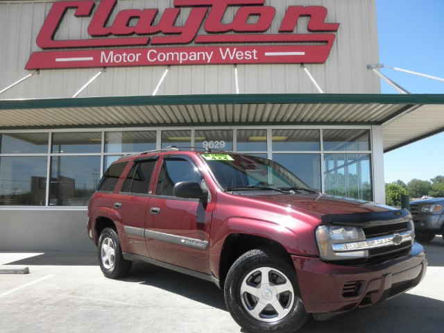 2004 Chevrolet TrailBlazer For the last 50 years we have said YES YOU ARE APPROVED We will