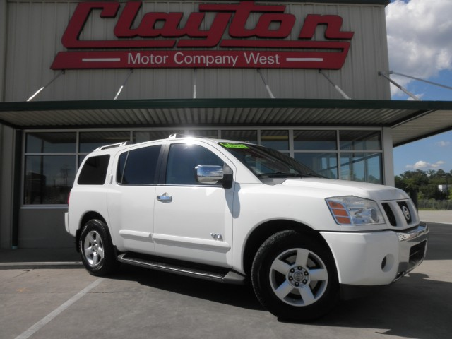 2007 Nissan Armada For the last 50 years we have said YES YOU ARE APPROVED We will finance