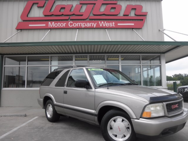 2001 GMC Jimmy For the last 50 years we have said YES YOU ARE APPROVED We will finance you