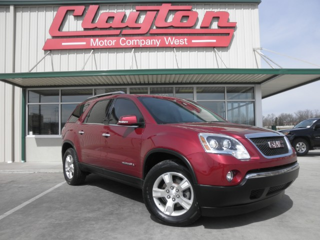 2008 GMC Acadia For the last 50 years we have said YES YOU ARE APPROVED We will finance you