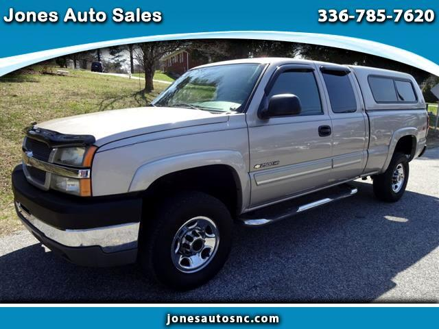 2004 Chevrolet Silverado 2500HD HEAVY DUTY