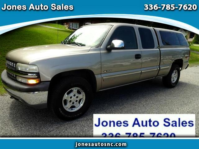 2000 Chevrolet Silverado 1500 EXTRA CAB Z-71