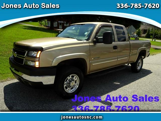 2007 Chevrolet Silverado Classic 2500HD HEAVY DUTY