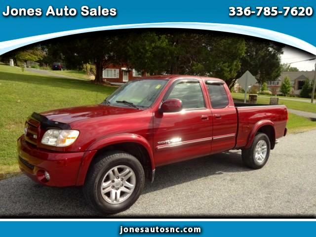 2005 Toyota Tundra 4WD Truck ACCESS CAB LIMITED