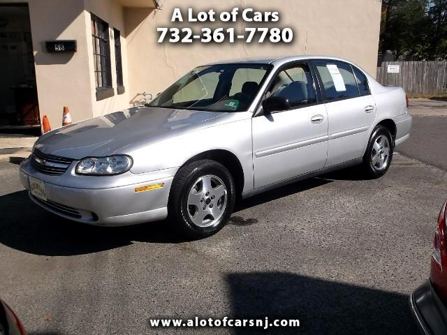 2005 Chevrolet Classic 4dr Sdn