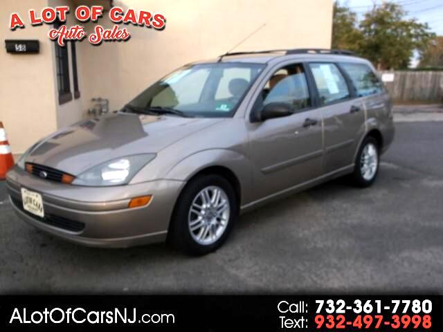 2003 Ford Focus Wagon ZTW
