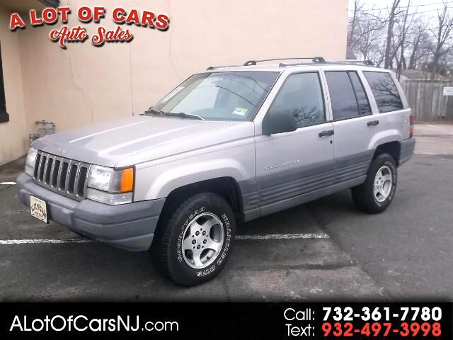 1996 Jeep Grand Cherokee Laredo 4WD