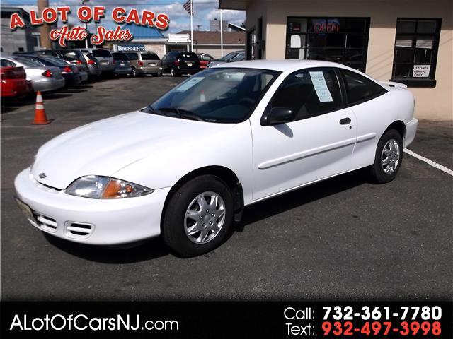 2000 Chevrolet Cavalier Coupe