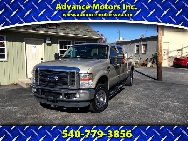 2009 Ford F-250 SD Crew Cab 4WD
