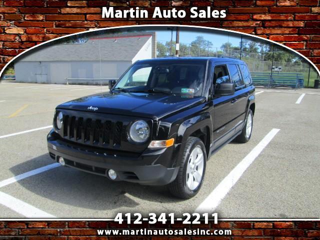 2012 Jeep Patriot Latitude 2WD