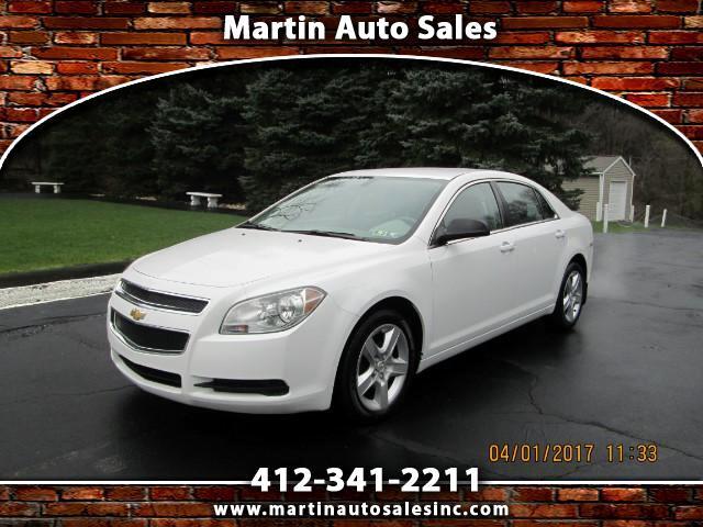 2012 Chevrolet Malibu LS