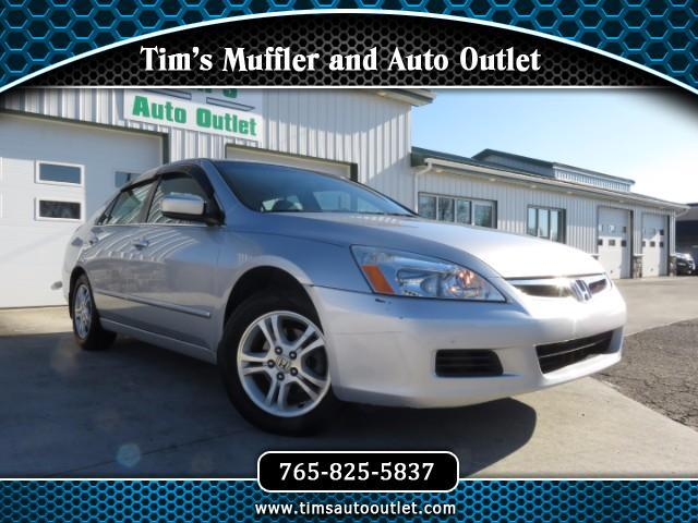 2006 Honda Accord SE Sedan AT