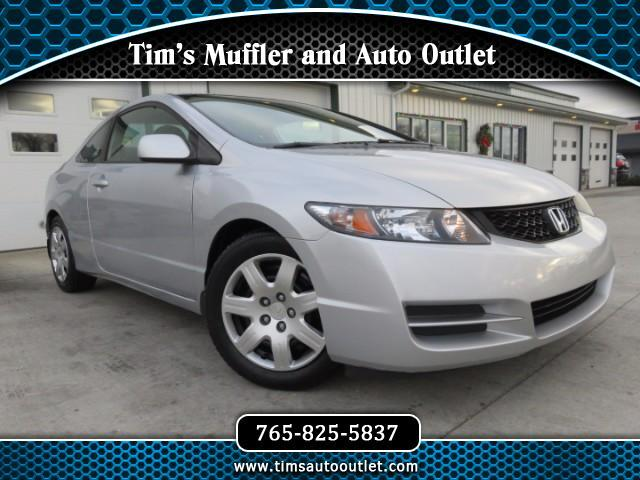 2009 Honda Civic LX Coupe AT