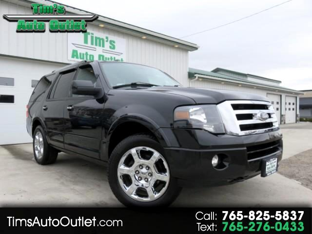 2013 Ford Expedition Limited 4WD