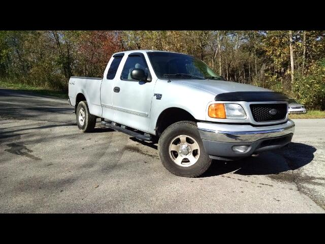 2004 Ford F-150 Heritage XL SuperCab 4WD