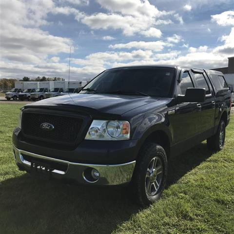 2006 Ford F-150 XLT PICK UP TRUCK