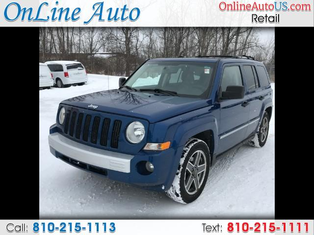 2009 Jeep Patriot LIMITED 4WD AUTOMATIC