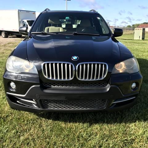 2008 BMW X5 4.8I -