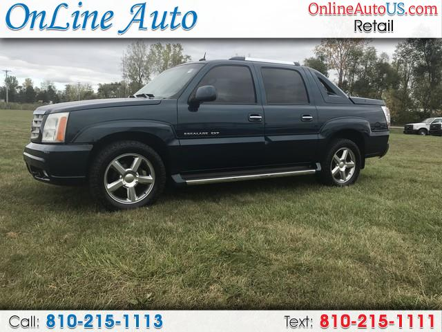 2005 Cadillac Escalade EXT AWD (LIKE CHEVY AVALANCH)