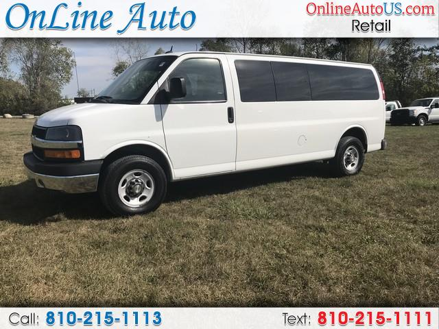 2014 Chevrolet Express 15 PASSENGER VAN
