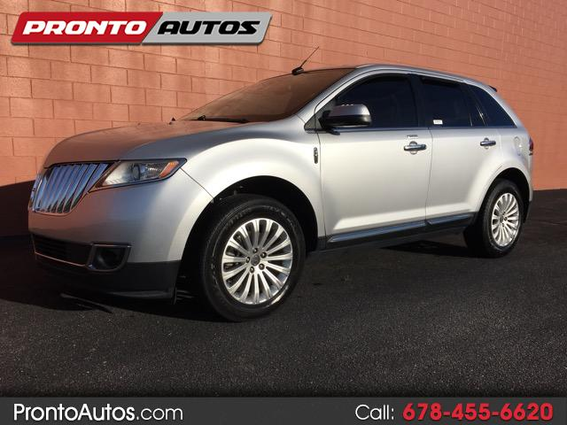 2011 Lincoln MKX