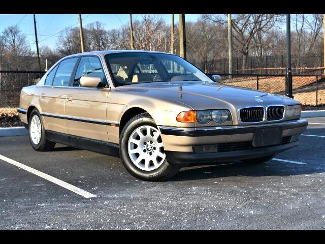 2000 BMW 7-Series 740i