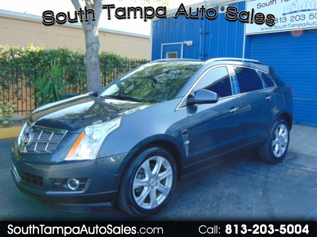 2010 Cadillac SRX AWD Turbo Premium Collection