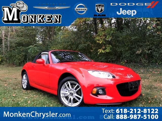 2015 Mazda MX-5 Miata Sport AT