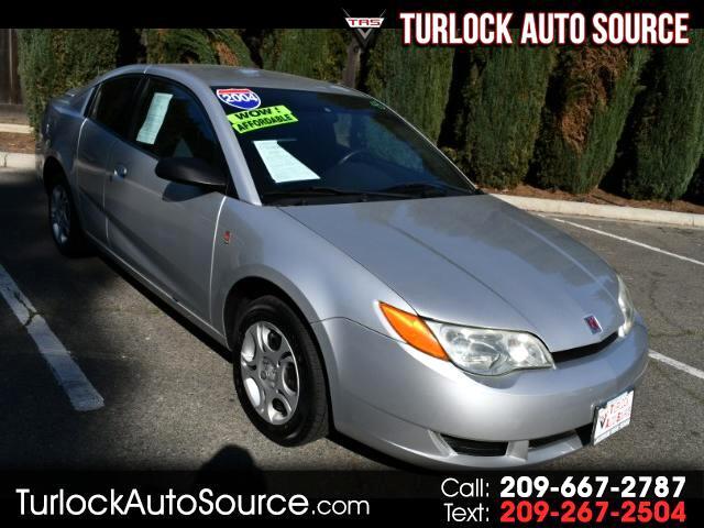 2004 Saturn ION Quad Coupe 2