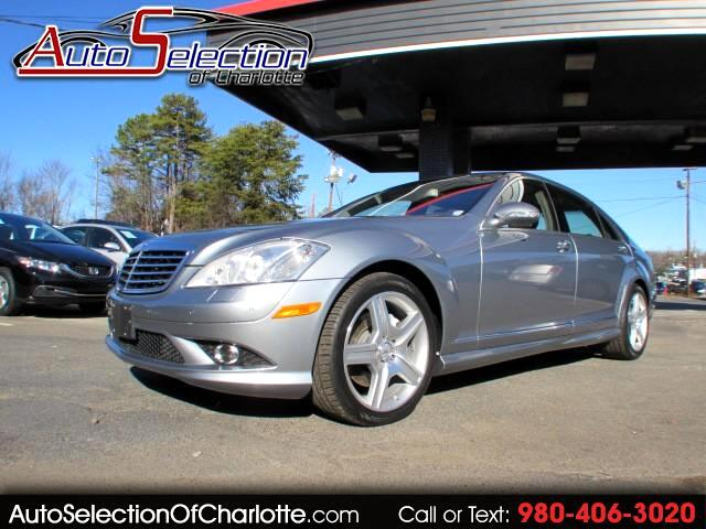 2009 Mercedes-Benz S-Class S550 AMG SPORT PACKAGE