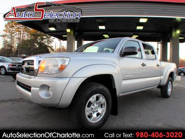 2011 Toyota Tacoma PreRunner Double Cab Long Bed V6 2WD