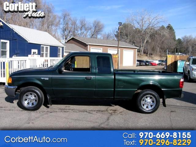 2003 Ford Ranger 2WD 4dr SuperCab 126