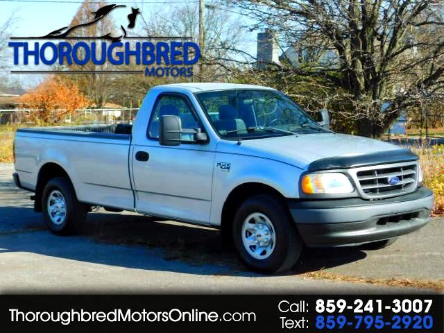 2003 Ford F-150 XL 2WD 7700 package
