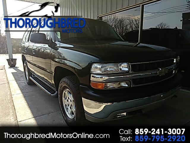 2006 Chevrolet Tahoe 4WD 4dr 1500 LS